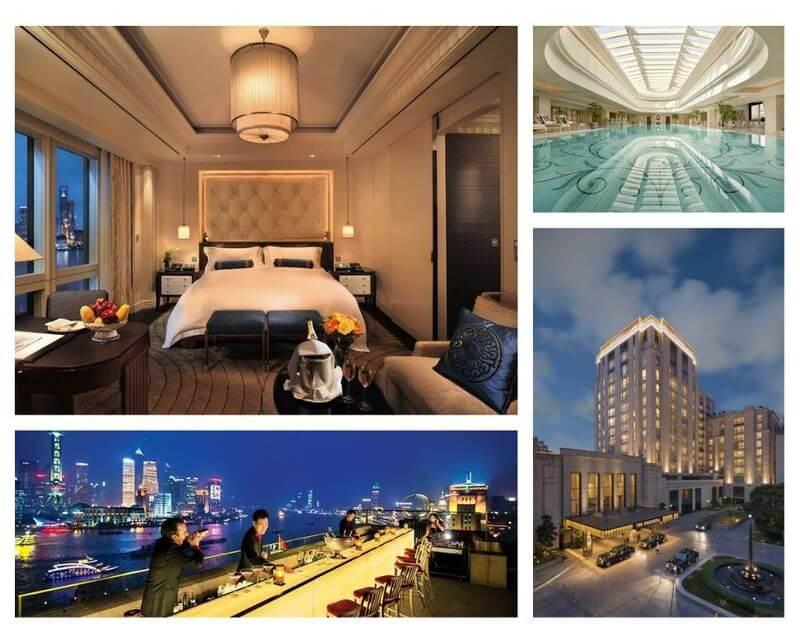 上海外灘飯店上海半島酒店 (The Peninsula Shanghai)