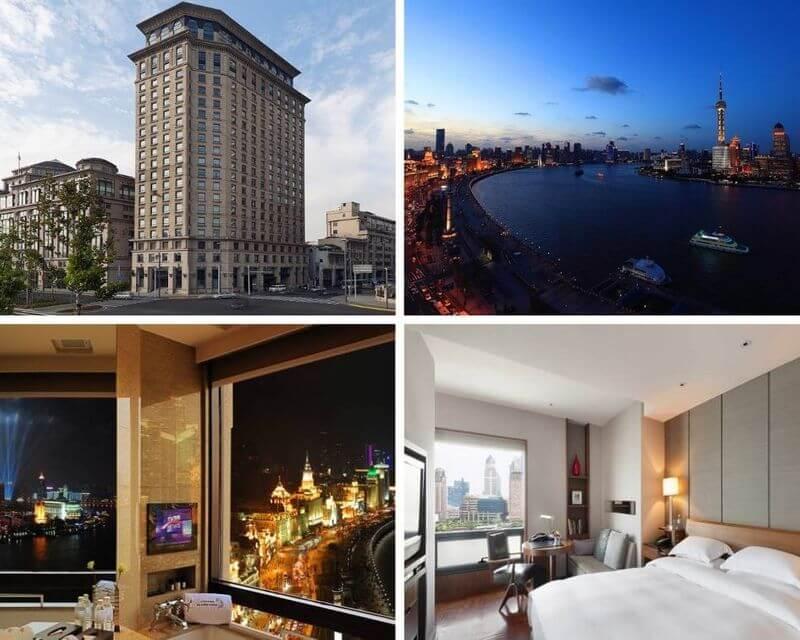 上海外灘飯店上海東方商旅酒店 (Les Suites Orient Bund Shanghai)