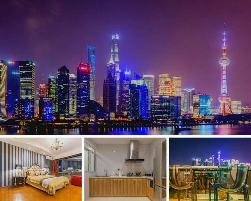 上海外灘飯店外灘江景公寓