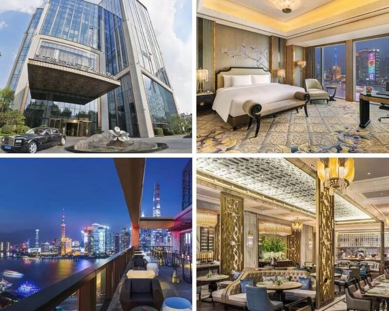 上海外灘飯店上海萬達瑞華酒店